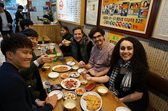 Authentic Food Tour in Seoul's...