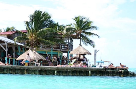 Belize City to Caye Caulker Round...