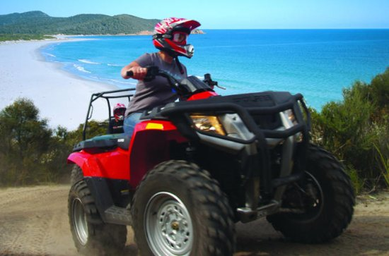 Half-Day Guided ATV Exploration Tour...