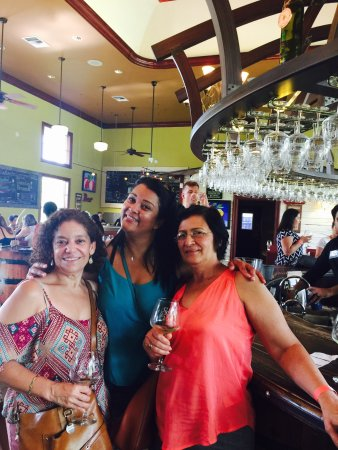 Schnebly Redland's Winery: We had so much fun, family and kids friendly