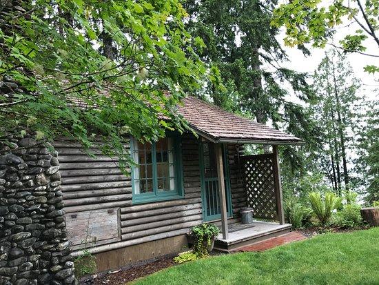 Amanda Park, WA: Ellinor Cabin