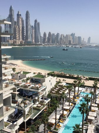 Newer Luxury Hotel at The Palm