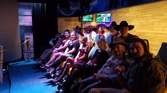 Williams, AZ: Cataract Creek Gang- Joining us at our opening! (Leave those real guns in the holsters!)