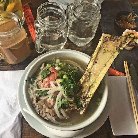Whitestone, Estado de Nueva York: Ginger and Lemongrass