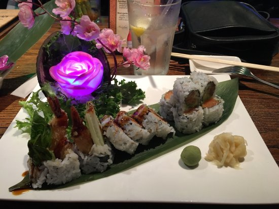 Wethersfield, CT: Edo Ichi Sushi & Hibachi Steak House