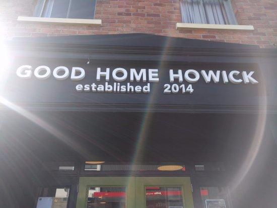 Howick, Nueva Zelanda: Entrance