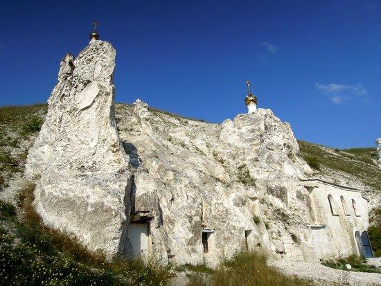 Holy Assumption Divnogorskiy Monastery