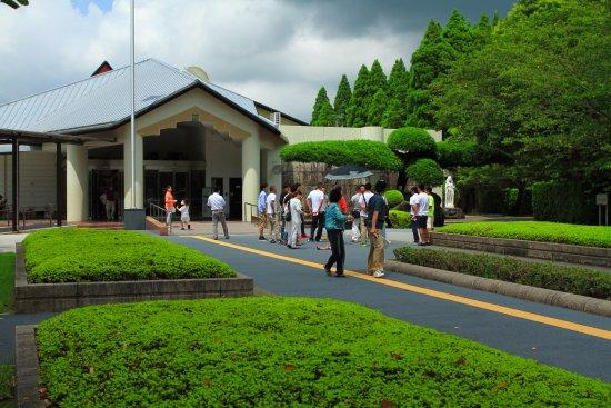 Tokko Friedensmuseum Chiran (Kamikaze-Gedenkstätte): 施設全景