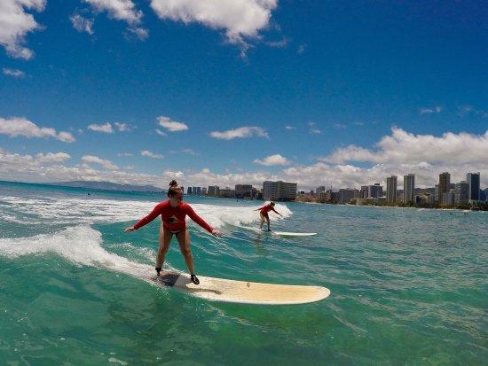 Surf Lessons Waikiki Beach Reviews