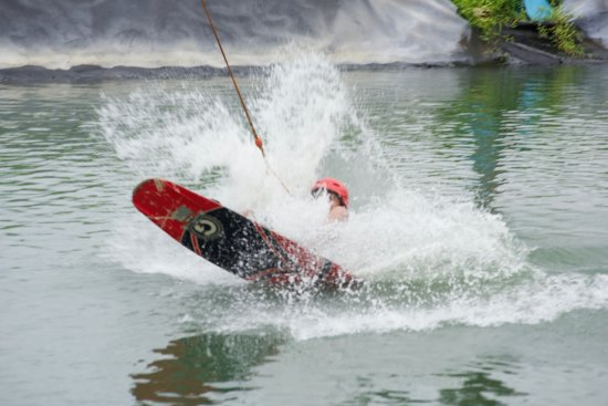 Republic Wake Park: OPPSS !!! It's ok, just try again. Pic 5