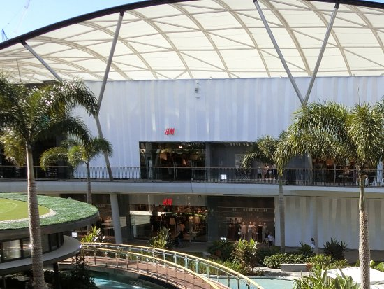 Broadbeach, Australië: 広い中庭
