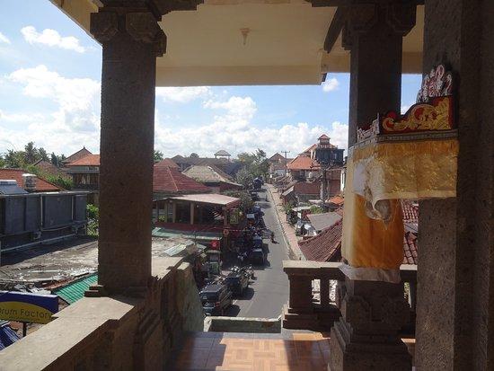 Ubud Permai 2: vistas desde la habitacion