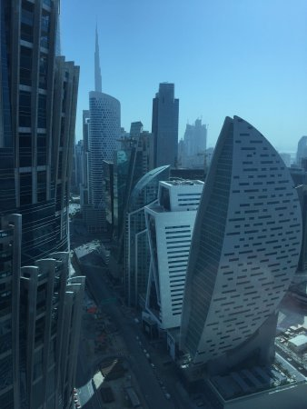 Picture of jw marriott marquis hotel dubai for Beat hotel in dubai