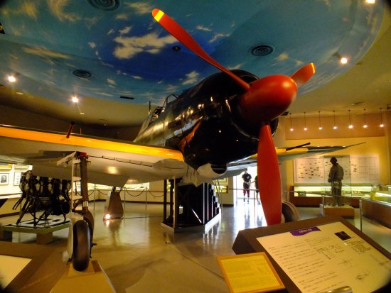 Kanoya, Japan: 零式戦闘機