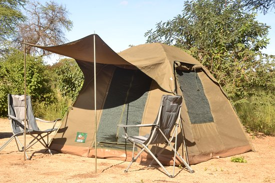 Ruaha National Park, แทนซาเนีย: camping also is available at mabata client choice