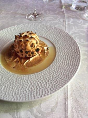 Velluire, Francia: dessert