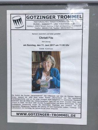"Weyarn, Germany: Kleines "" Highlight"