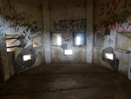 Masaya, Nicaragua: A cell