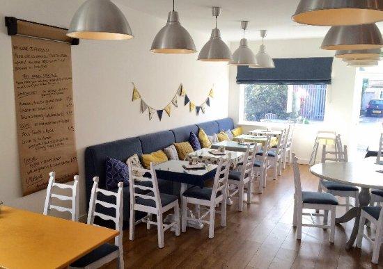 Derbyshire, UK: Fintons Cafe & Bakehouse