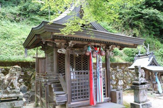 Seika-cho, Japan: 東畑神社 本殿
