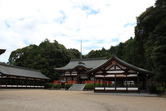Okadakuni Shrine