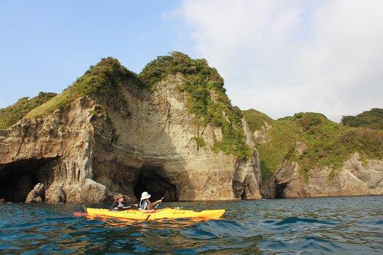 Kamo-gun, Japan: 南伊豆洞窟群