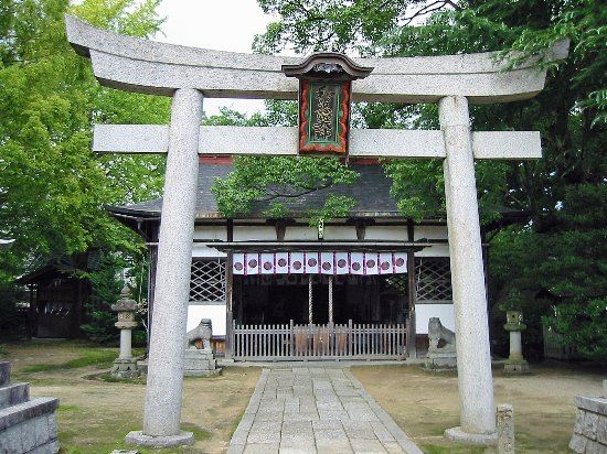 ‪Wakinomiya Shrine‬