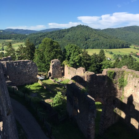 Emmendingen, Germany: Linda vista desde las ruinas! 100% recomendable ☺️