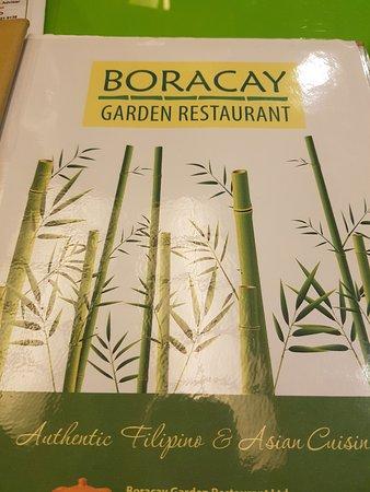 Boracay Garden Restaurant
