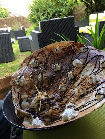 Dessert Du Jour Bonjour Picture Of Ty Julie La Crepe Rit