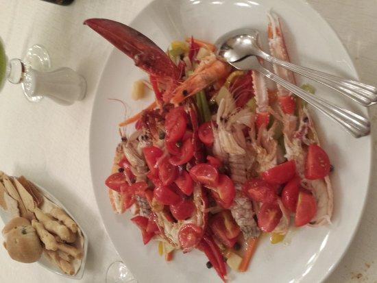 Hotel Ristorante Poppi: 20170610_213456_large.jpg