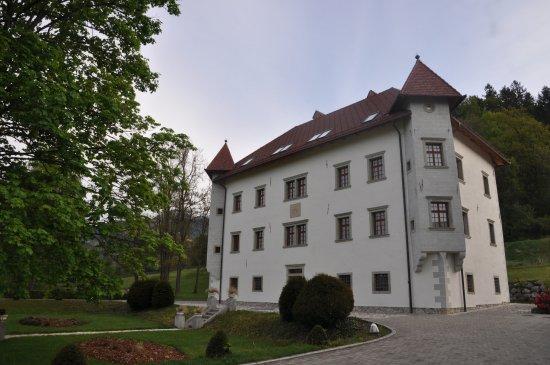 Begunje na Gorenjskem, Slovénie : 這家飯店真的有間小城堡
