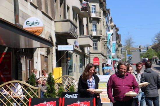 Canton of Bern, Switzerland: Mittag Take Away