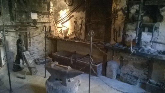 Belcastel, Francia: Maison de la Forge et des Anciens Métiers