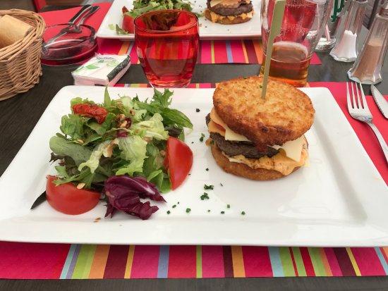 Ornans, Francia: Burger