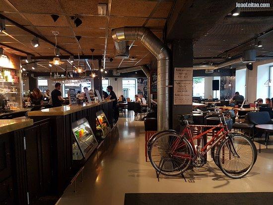 Urban House Copenhagen By Meininger Restaurant Of