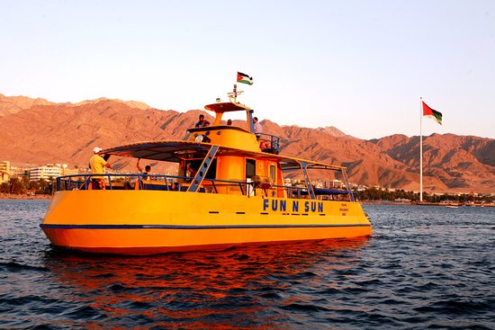 Fun-N-Sun Boat Tours