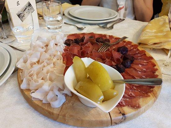 Pollein, إيطاليا: Tutto delizioso!