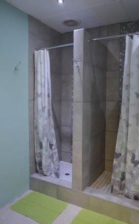 Ladies Shower facilities