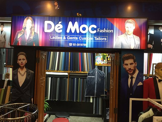 ‪De'Moc Ladies & Gents Custom Tailor‬