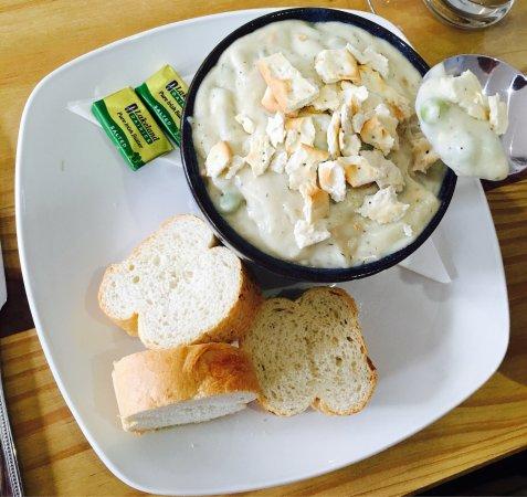 Gluten Free Trout Chowder