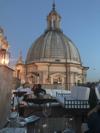 Photo0 Jpg Picture Of Terrazza Borromini Rome Tripadvisor