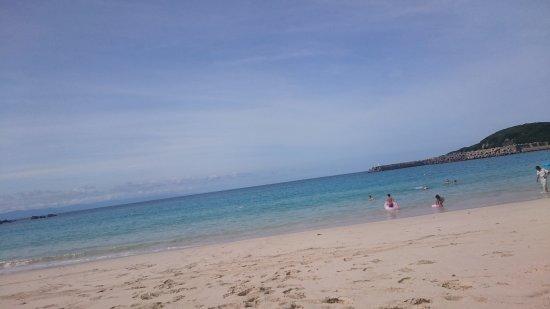 Urada Beach : 浦田海水浴場