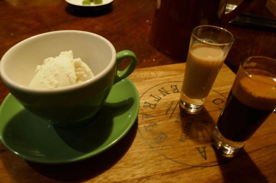 Mont Albert, Αυστραλία: Affogato with Baileys