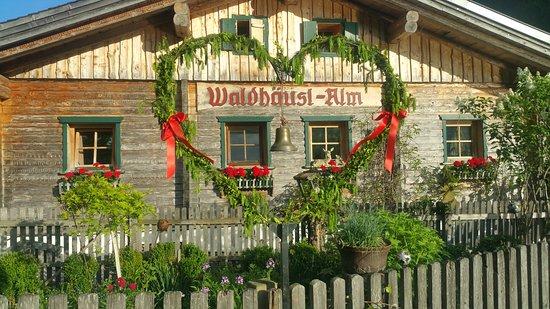 Rohrmoos-Untertal, Austria: Waldhaeuslalm