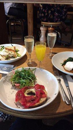 Lantana Cafe London Reviews