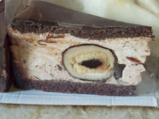Godollo, Hongarije: Tej és gluténmentes szilvásgombóc torta
