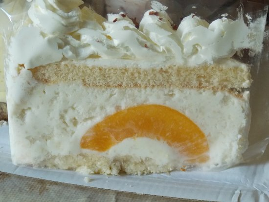 Godollo, Hongarije: Tej és gluténmentes barackos rízs torta