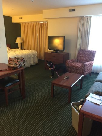 Exton, PA: Excellent room loved the popcorn 🍿 package, very spacious room,