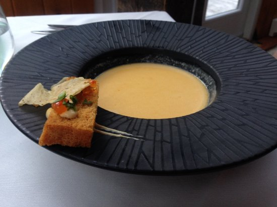 Wakefield, Canada: lobster bisque